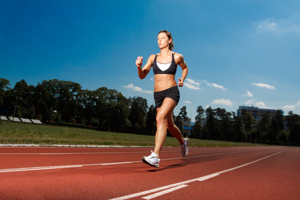The Sprinters Formula for a Strong, Lean Body