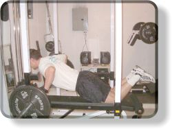 Exploding In The Bench Press