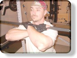 The Crossed-Arms Racking Style for Front Squats
