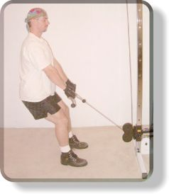 The Low Pulley Deadlift