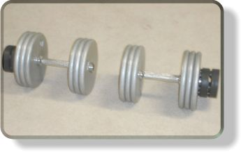 PlateMates™ Dumbell Pressing for Chest and Shoulders