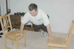 Road Warrior Training Keep In Shape With Exercises You