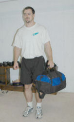 Luggage Lateral Raises