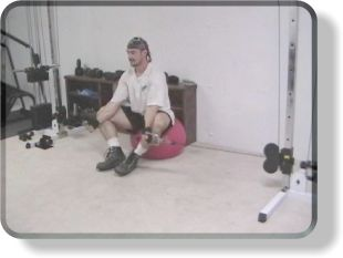 Cable Cross-Over Machine Adductions For Inner Thighs - start