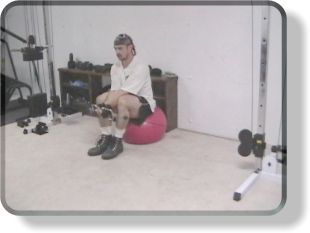 Cable Cross-Over Machine Adductions For Inner Thighs - finish