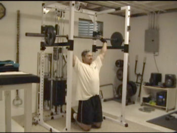 The Half Range Shoulder Press