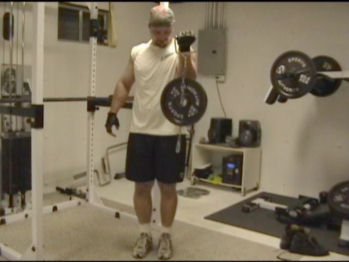 Chain and Plate Curls For Bigger Biceps