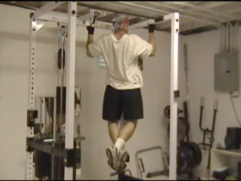 Corner Pull-Ups for Wider Lats