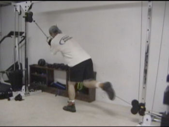 hip flexor affecting squat