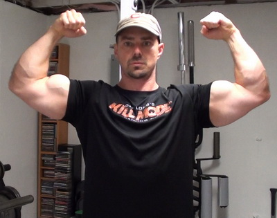 My very best bicep exercise ever seriously if you want big arms