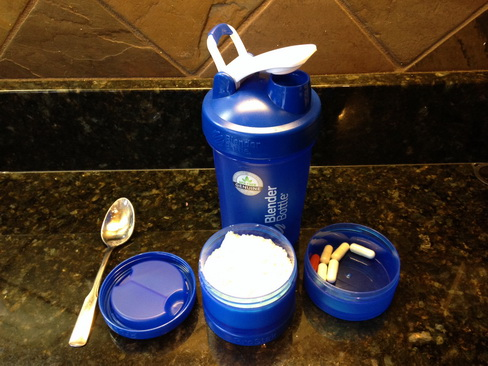 Review of the ProStak Blender Bottle
