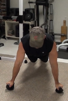 The Rotating-Grip Push-Up