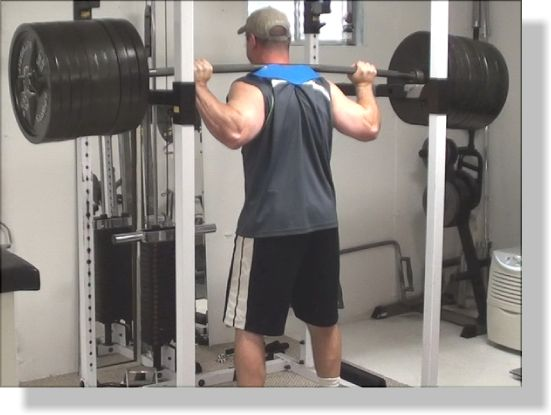 High Rep Partial Training For Muscle M And Strength