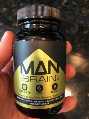 Man Brain