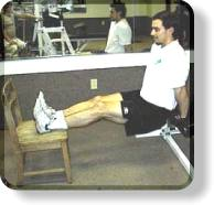Bench Dips For Triceps - Hardest Position