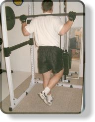 Ankle Strength - Barbell