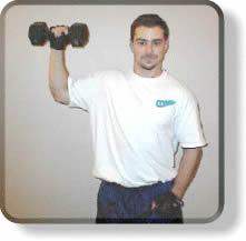 3-in-1 Rotator Cuff Raise exercise