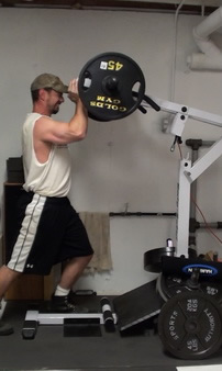 got bad shoulders here's how you can still do overhead
