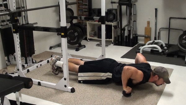 The Standard Push-Up